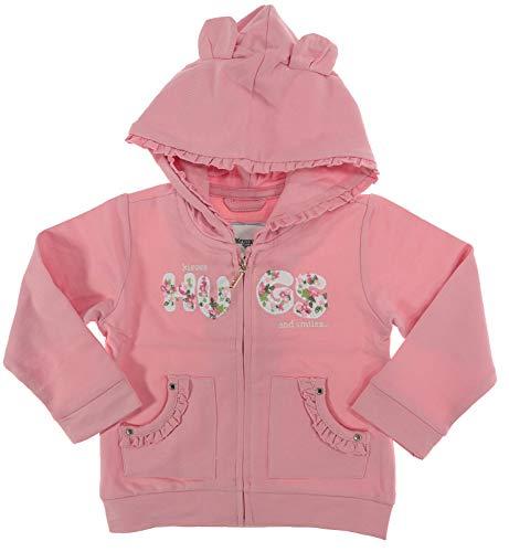 Mayoral - Felpa da bambina con cappuccio, colore: Rosa antico rosa antico 92 cm