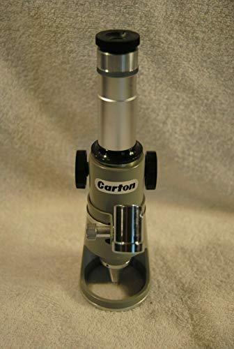 Vintage Carton Microscope Made in Japan