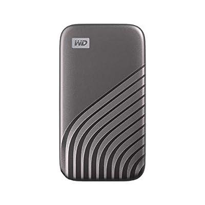 WD 500GB My Passport SSD External Portable Drive