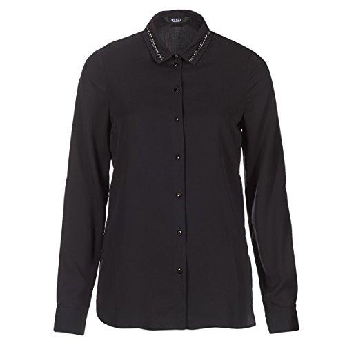 Guess CEHACHEU Hemden Damen Schwarz - M - Hemden