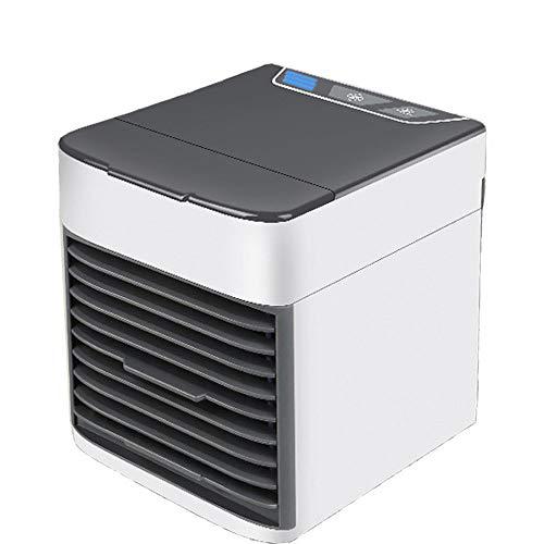 AOOPOO Mobile Klimageräte Personal Air Cooler ohne Abluftschlauch 3-in-1 Mini Klimaanlage Luftkühler Conditioner mit Wasserkühlung für Schlafzimmer,Büro,Auto