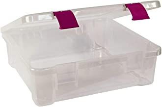 Creative Options File Tub Scrapbooking Storage Box