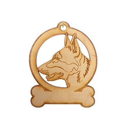 Personalized German Shepherd Ornaments - German Shepherd Memorial Gifts