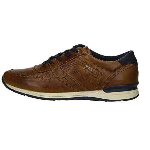 Salamander Avato, Sneakers Basses Homme, (Cognac 7), 40 EU