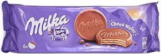 Milka Choco Wafer (6 Waffles) 180g (Pack of 4)