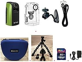 Brinno Construction Time Lapse Camera Bundle BCC100 + Smartec Camera Bag + Smartec Flexible Tripod + KIT