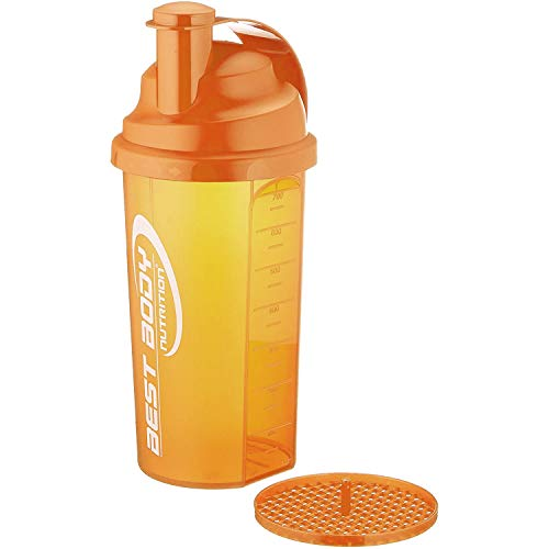 Best Body Nutrition - Shaker, 700 ml, naranja