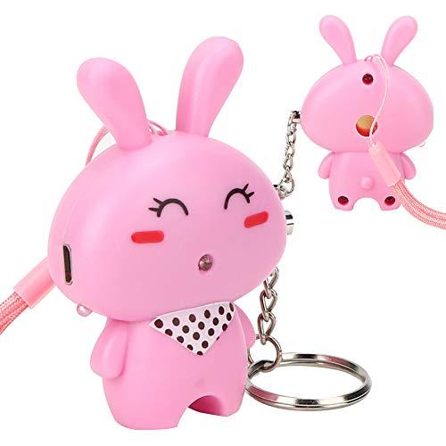 Protector de seguridad, alarma segura de carga USB, dispositivos de protección 120dB para niños