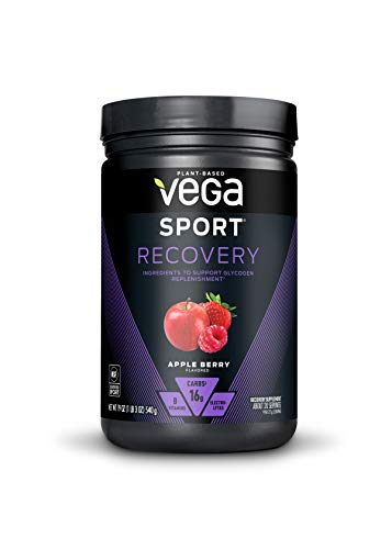Vega Sport Recovery ACCLERATOR, Apple Berry, 1er Pack (1 x 540 gm)