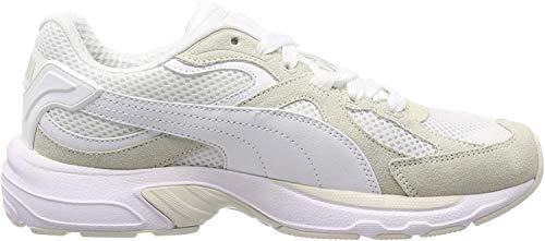 Puma Unisex-Erwachsene Axis Plus SD Fitnessschuhe, White-Whisper White, 41 EU