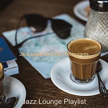 Jazz Guitar for Cozy Restaurants