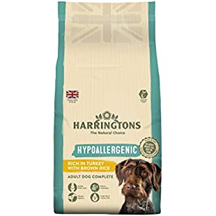 Harrington's Hypoallergenic Turkey with Brown Rice, 3 x 5 kg:Eventmanager