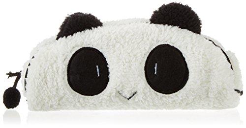 Wuiyepo 1Pcs nette Art Panda Soft-Federmäppchen Pen Pocket-Bag Kosmetik Make-up Bag