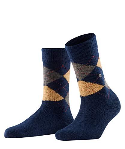 Burlington - Calcetines Para Mujer, Azul (Azul marino 6153), 36/41
