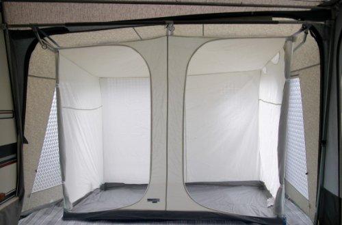Euro Trail Innenzelt für Caravanvorzelterker Schlafkabine