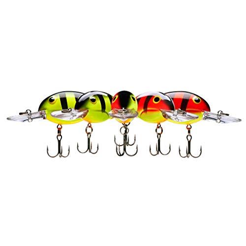 Bandit Crankbait Series 100 200 & 300 Bass Fishing Lures, Mistake, Series 200 (Dives to 8')