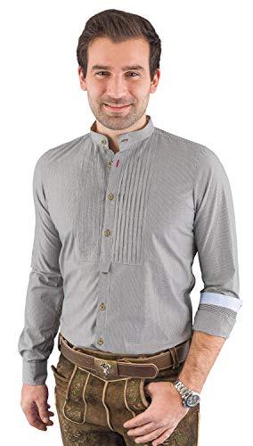 Pure Trachtenhemd Herren Langarm C32609/21698/767 767 XS