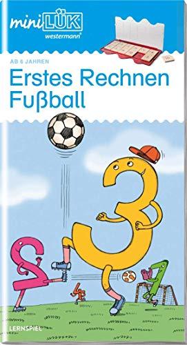miniLÜK-Übungshefte / Vorschule: miniLÜK: Vorschule/1. Klasse - Mathematik: Fußball - Erstes Rechnen