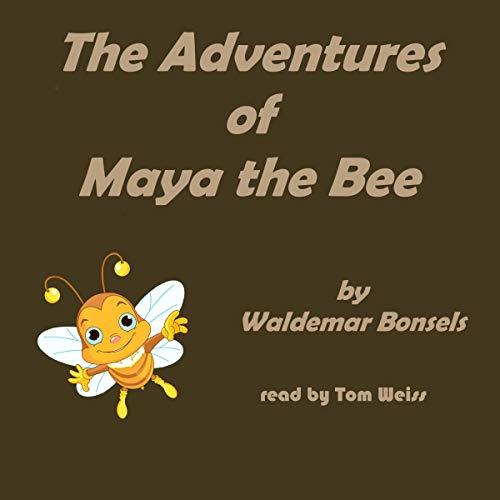 The Adventures of Maya the Bee Titelbild
