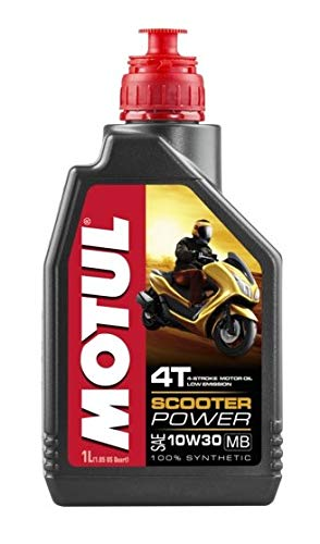 Aceite Moto Motul Scooter Power 4T MB 10W30-2x 1 l