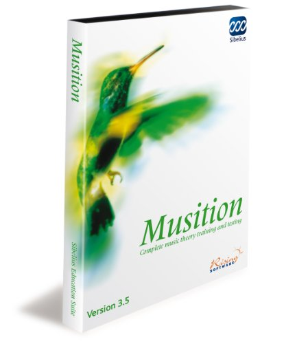 Sibelius Musition 4, Student edition [import anglais]