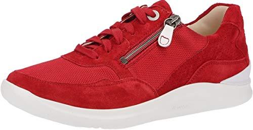 Ganter Helen-H, Zapatillas Mujer, Rojo, 37 EU