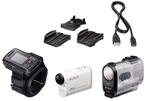 Sony FDR-X1000 4K Actioncam Live-View Remote Kit -170 Ultra-Weitwinkel – weiß - 16