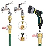 Zoom IMG-2 thefitlife expandable garden hose pipes