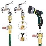 Zoom IMG-1 thefitlife tubo acqua giardino estensibile