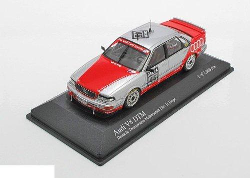 Minichamps- Miniature-Audi V8-Team SMS H. Haupt DTM 1992, 400921445
