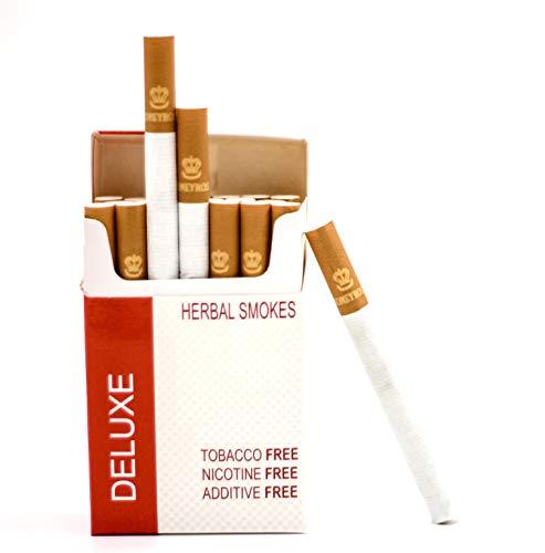 Honeyrose DELUXE Tobacco & Nicotine Free Herbal Sticks