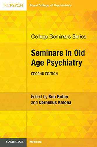 Seminars in Old Age Psychiatry (College Seminars Series) (English Edition)