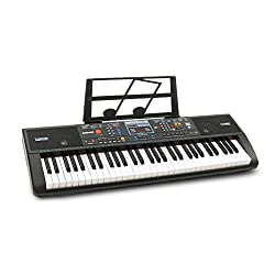Plixio Digital Electronic Keyboard - Best Weighted Keyboard Pianos