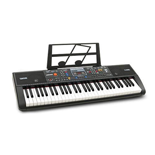 Plixio 61-Key Keyboard