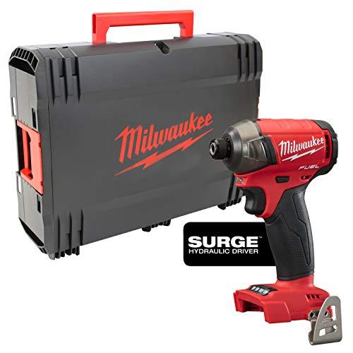 Milwaukee 4933459187 Atornillador de Impacto, 18 V