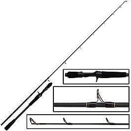 Fox Rage Prism X Jerk Casting Canne à pêche 180 cm 40-120 g