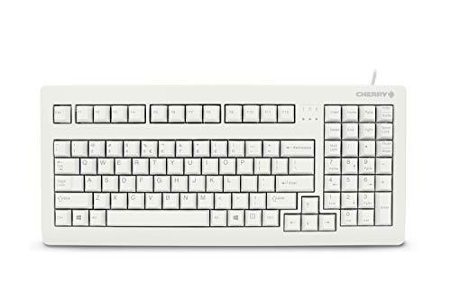 CHERRY G80-1800LPCEU-0 Tastatur 48, 3 cm (19 Zoll) US Englisch