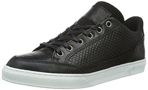Bullboxer Damen 354M25932A Sneakers, Schwarz (Pybw), 39 EU