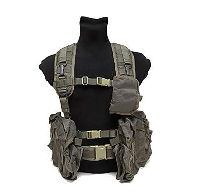 Smersh AK | SVD | RPK | PKM by SPOSN/SSO | Russian Assault Vest (One Size fits All, AK)