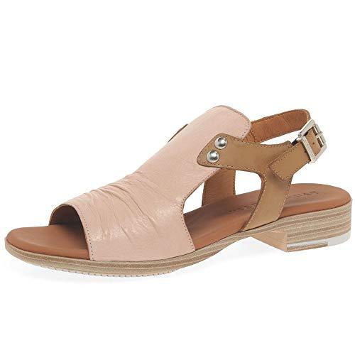 Paula Urban Coastal Womens Buckle Fastening Sandals 2/35 Nude