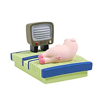 Resin Universal Cellphone Stand Cell Phone Holder for Tablets and Smartphones Office Home Ornament  Pig