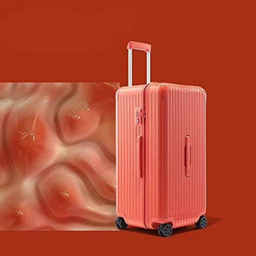 Koffer met wielen universele koffer trolley bus,  Azul Y Amarillo (rood) - errhf656566283