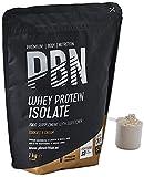 PBN Premium Body Nutrition - Aislado de proteína de suero de leche en polvo (Whey-ISOLATE), 1 kg (Paquete de 1), sabor Cookies & Cream, 33 porciones