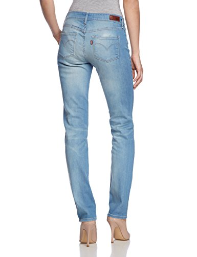 Levi's - Slight Curve Slim, Jeans da donna, Blu (Bleu (Electric Land)), 36-38 IT (27W/34L)