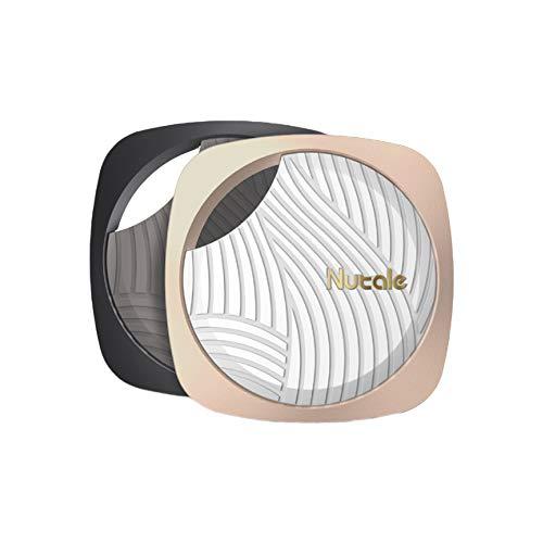 Nutale Buscador de Llaves Bluetooth - 2PCS Localizador de Llaves Buscador Alarma Anti-pérdida Llavero Inteligente - Batería Reemplazable
