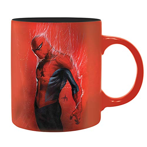 ABYstyle - Marvel - Spider Man - Taza - 320 ml -...