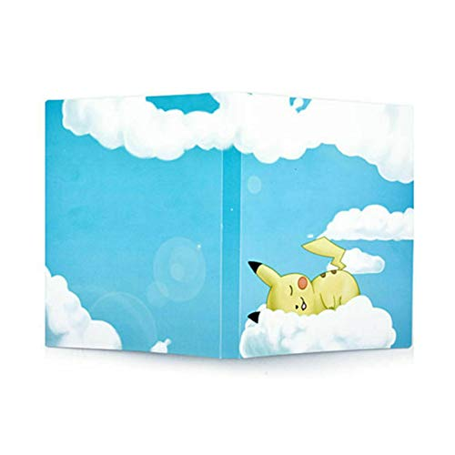 Fotoalbum 1 Stück 112 Karten Pokemon Karten Album Binder Ordner Buchliste Sammler Kapazität Inhaber