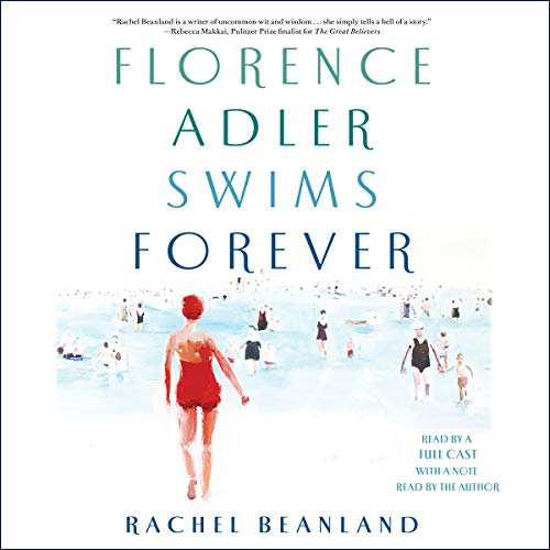 Florence Adler Swims Forever audiobook cover art