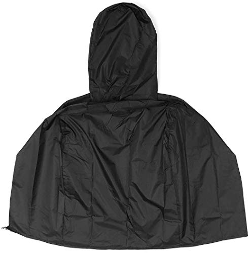 dDanke Black Protective Cover with Zipper for SAMS Club Members Mark Wood Fired Oven 25.6x21.3x48 Inch