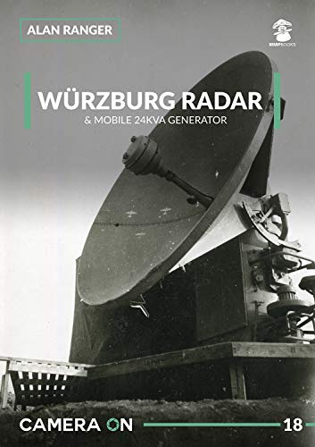 Würzburg Radar & Mobile 24KVA Generator (Camera ON)
